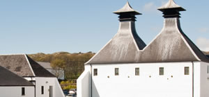 Scotland's distilleries